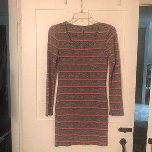 Color Thread dress
